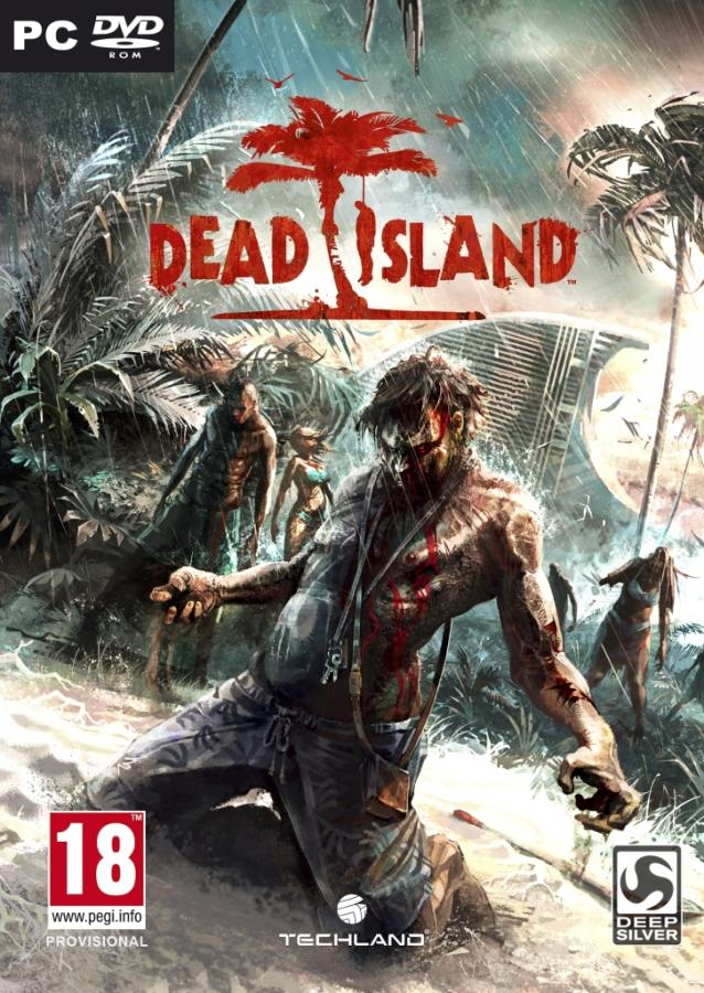 Dead Island Packshot
