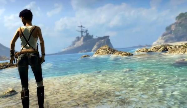 Ein neuer Charakter in Dead Island Riptide